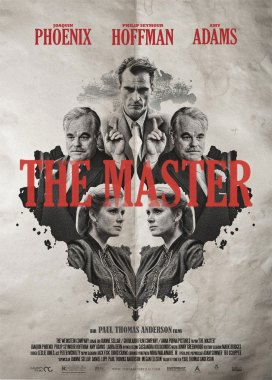 The Master Joaquin Phoenix philip Seymour Hoffman Amy Adams