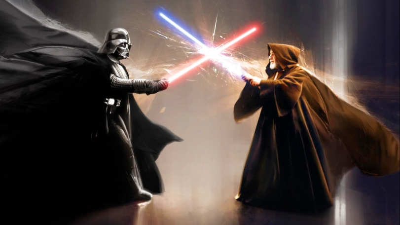3d-abstract_hdwallpaper_darth-vader-vs-obi-wan-kenobi_36045