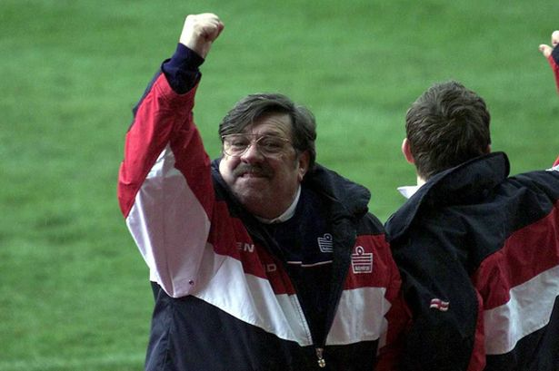 Ricky Tomlinson in Mike Bassett- England Manager